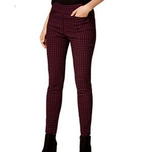 Maison jules houndstooth trousers XS